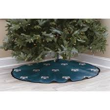 nfl licensed logo christmas tree skirt philadelphia eagles