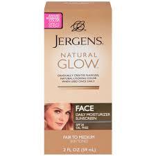 amazon com jergens natural glow wet skin moisturizer medium to
