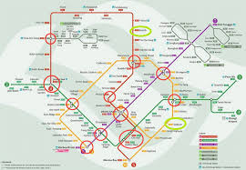 Botanic Garden Mrt 4 More Mrt Stations With Free Wifi From Today