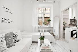 Small Apartment Design 20 Sqm Apartment In Stockholm With Scandinavian Design