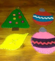 free felt patterns for christmas ornaments jananasjananas