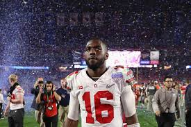 ohio state buckeye fan ohio state makes wrong kind of history in blowout loss to clemson