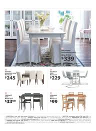 docksta table ikea the dining event flyer april 10 to may 1