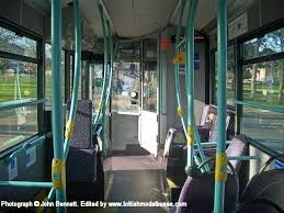 London Bus Interior Gallery Alexander Dennis Enviro200dart First London Dms44414