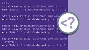 excel date format to mysql php date and time essential training