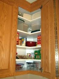 upper corner cabinet options the best 100 corner kitchen cabinet options image collections www