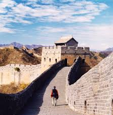 Miles out the great wall of china is 13 170 miles long that 39 s