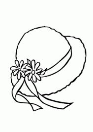 Top 86 Hat Coloring Pages Free Coloring Page Coloring Page Of A Hat