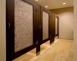ironwood manufacturing door lite restroom partition