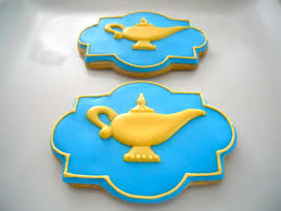 oh sugar events cookie quickie genie lamps