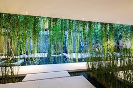 The Nowall Spa Naman Spa By MIA Design Studio In Vietnam - Who designed the vietnam wall