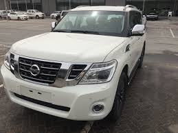 nissan patrol 2016 white sell u0026 buy used u0026 new cars dream car