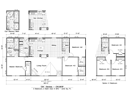 flooring metal homes floor plans modular home plan ck561a ck561f