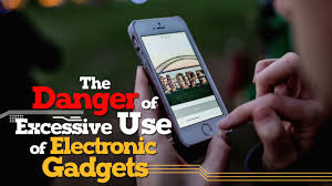 electronic gadgets the danger of excessive use of electronic gadgets youtube