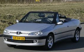 used peugeot 306 peugeot 306 cabrio youtube