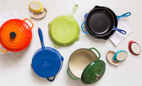 How To Organize Pots And Pans In Small Kitchen How To Care For Enamel Cookware