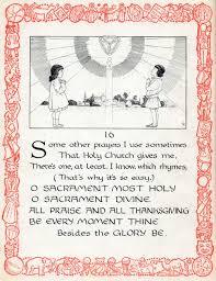 thanksgiving rhymes a child u0027s rule of life by robert hugh benson 1913