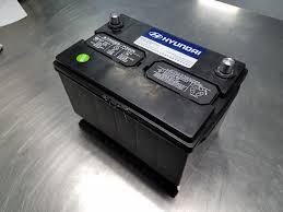 2007 hyundai sonata battery vehicle maintenance 101 batteries