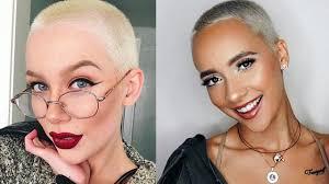 bald women haircuts new bald hair cut 2018 haircut bald women extreme head bald