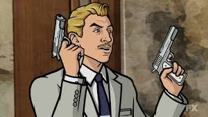 Sterling Archer Meme - image archer ray guns jpg archer wiki fandom powered by wikia