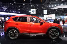 mazda crossover mazda cx 5 crossover side view