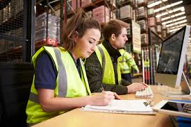 bureau logistique fournissez la logistique de personnel de gestion d entrepôt dans