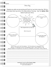 writing prompt worksheets from the teacher u0027s guide
