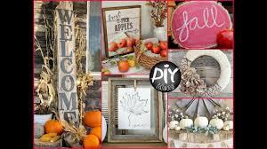 diy fall farmhouse u0026 rustic decorating ideas fall home decor
