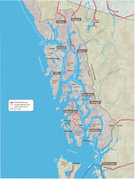 Map Of Yukon Alaska Maps Of Cities Towns And Highways