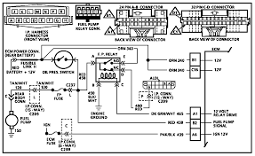 89 fuel pump relay u0026 fuse problem corvetteforum chevrolet