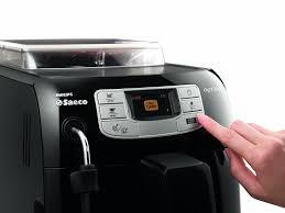 Promotion Cafetiere Malongo by Saeco Hd8751 11 Machine à Espresso Intelia Focus Black Amazon Fr
