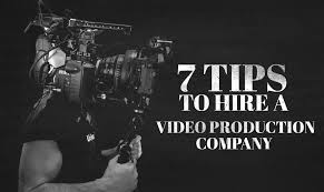production company 7 tips to hire a production company helium