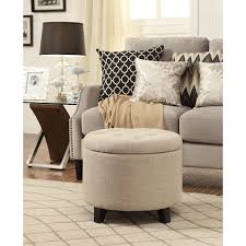 Overstock Ottomans Convenience Concepts Designs4comfort Ottoman Free Shipping