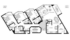 3 bedroom 3 bath floor plans bridgepoint condominiums the residences floor plans