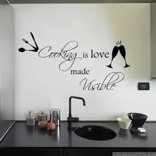 sticker citation cuisine 26 best galerie sticker citations cuisine kitchen quotes wall