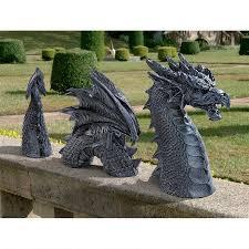gargoyle home decor gargoyle u0026 dragon statues garden statues design toscano