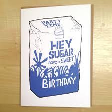 Sweet Birthday Cards Sweet Birthday Card By Cardinky Notonthehighstreet Com