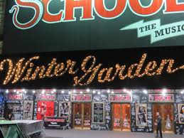The Winter Garden Theater - cadillac winter garden theatre on broadway