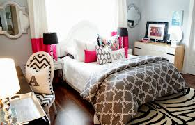 Chevron Bedrooms The Cuban In My Coffee Teen Room Makeover The Results For This