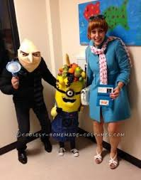 Halloween Minion Costumes Lucy Wilde Despicable Halloween Costume Diy Couple