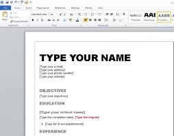 How To Prepare A Resume For Job Interview How To Make A Resume Template Format To Make Resume Create