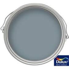 home of colour feature wall blue slate matt emulsion paint 1l