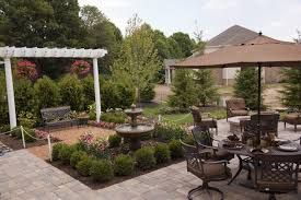 Garden Patios Designs by Comfort Style And Exciting Hosting Tips For Designing Your New