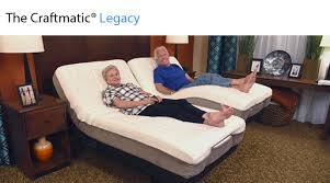 Adjustable Beds For Sale Legacy Adjustable Bed Craftmatic Adjustable Beds