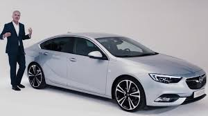 opel insignia 2017 inside opel did a great job on the 2018 buick regal autoblog