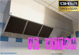 nettoyage cuisine professionnelle nettoyage de hotte de cuisine professionnel 100 images hygis