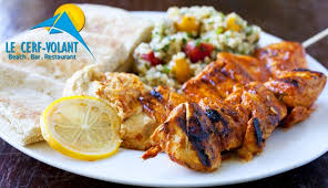 cerf cuisine 50 lebanese food from le cerf volant bar and