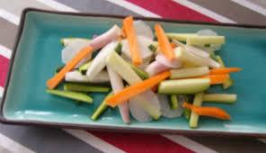 cuisiner radis blanc radis blanc cru ou cuit de vivre