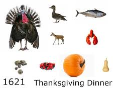 thanksgiving dinner from 1621 to now edreams travel