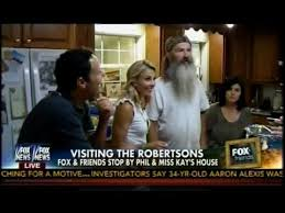 Duck Dynasty Home Decor Visiting The Robertsons Fox U0026 Friends Stop By Phil Miss Kay U0027s